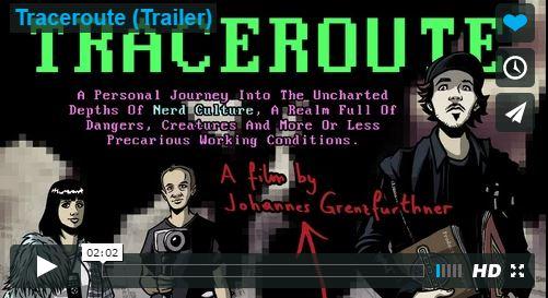 Monochrom – TraceRoute